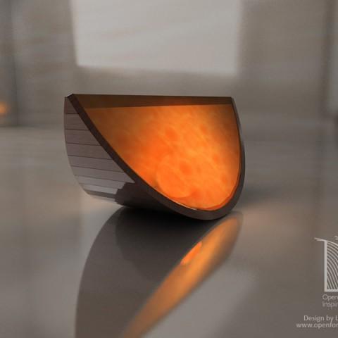 10-0000 lamp orange 001
