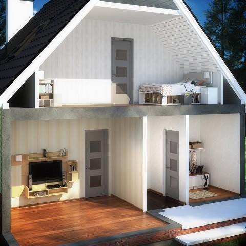 v13-0013 Domek INSIDE RGBpreview