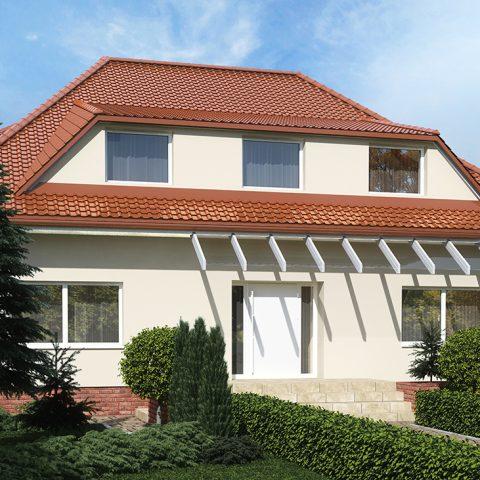 pp16-0006 Renowacja domek V1C1