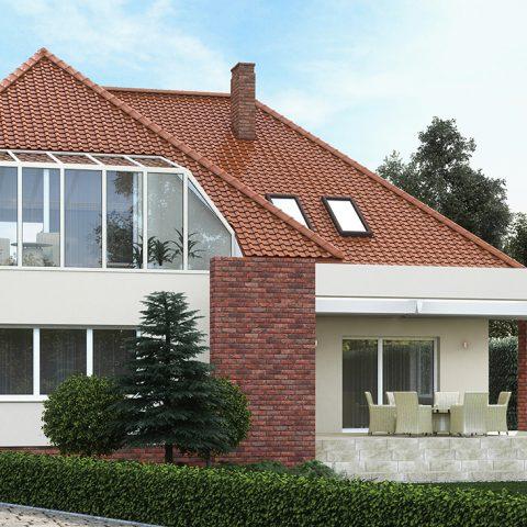 pp16-0006 Renowacja domek V1C2
