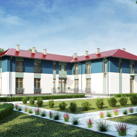 KB17-011 K-112 dom opieki Ustrobna vB