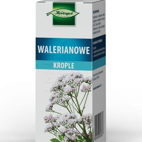 gt17-0103 Herbapol WALERIANOWE